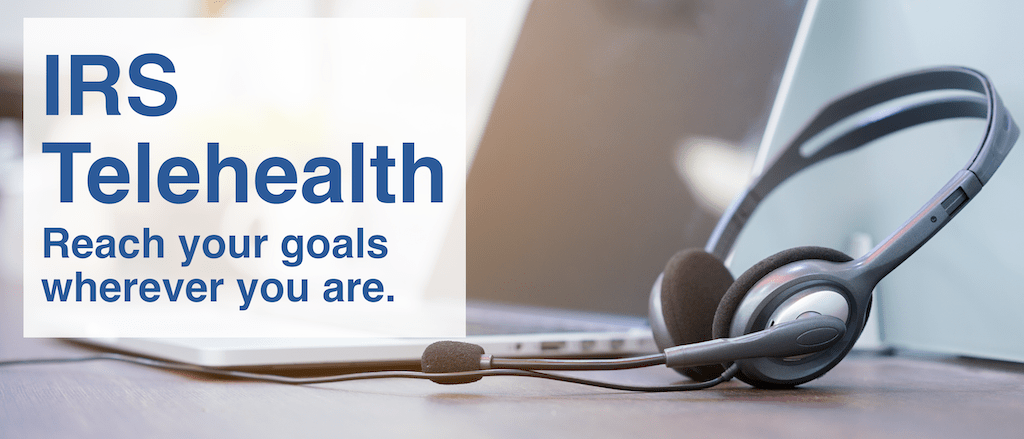 IRS Telehealth services
